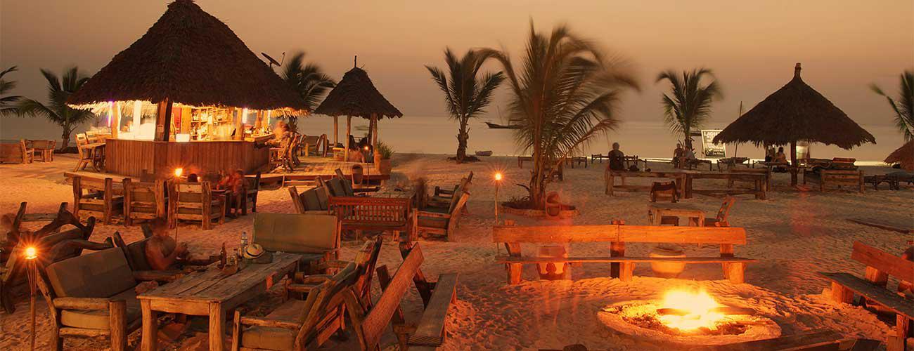 Kendwa Rock Beach Hotel